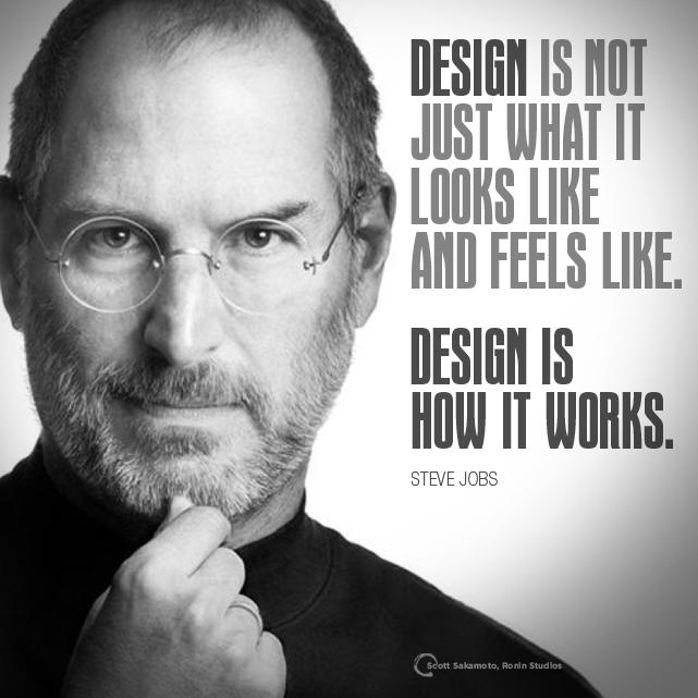 Steven Job, steve Jobs, Apple, Design