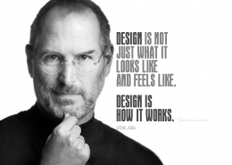 Steve Jobs, Design, Scott Sakamoto, Graphic Design, Portland Oregon