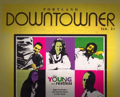 Scott Sakamoto, Portland Downtowner, Portland Oregon, Portland, Oregon, Young and the Restless