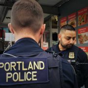 Chris Uehara, Assistant Portland Police Chief, Portland, Oregon , David Arnaut