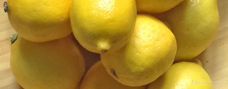 lemons, lemon water, hydration