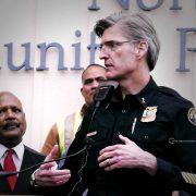 Chris Uehara, Mike Marshman, Police Chief, Portland Oregon, Portland Police,