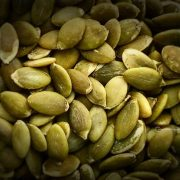 Pumpkin Seeds, Hemp Seeds, Oatmeal, Oatmeal Goop