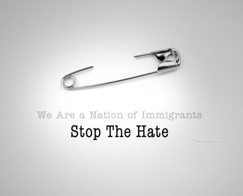 Stop Hate, Hate, Love