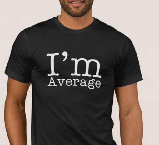 I'm Average