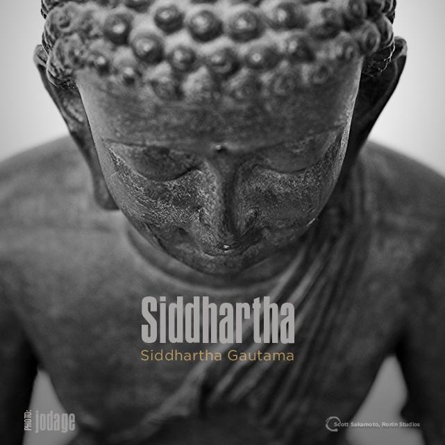Nothingness, Siddhartha, Buddha