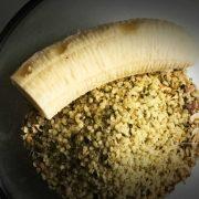 Hemp Seeds, Oatmeal, Oatmeal Goop