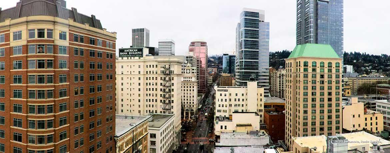 Nedspace, Downtown Portland, Portland Office