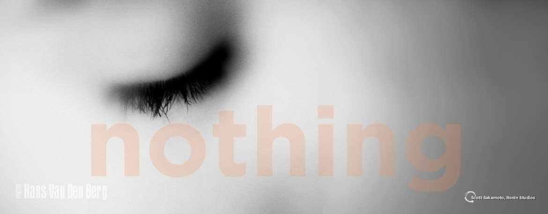hans van den berg,Nothingness, Nothing