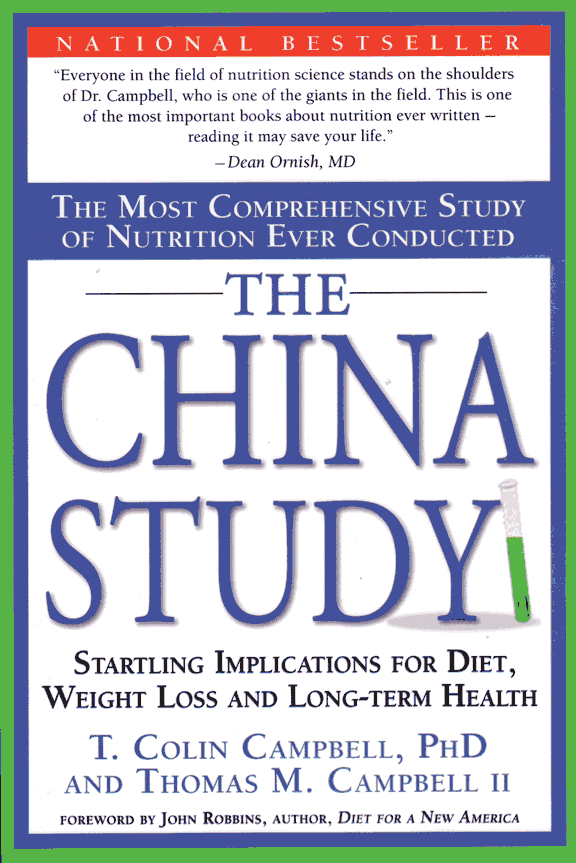 China Study, Plant Protein