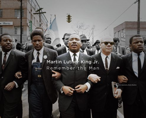Martin Luther King Jr. MLK