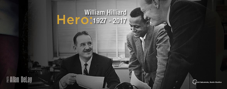 William Hilliard, Oregonian, Portland Oregon,