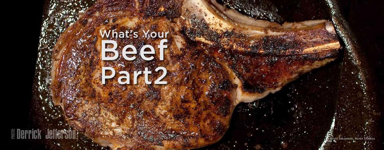 Beef, Lean Beef