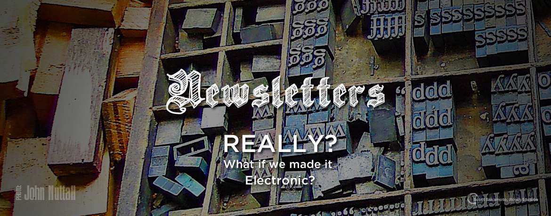 Newsletters,, Content Marketing, Internet Marketing