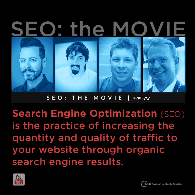 SEO, the movie