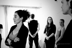 Hamlet, Salt and Sage Productions, Heath Hyun, Sara Fay, Portland, Oregon, Heath Hyun Houghton