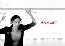 Hamlet, Salt and Sage Productions, Heath Hyun, Sara Fay, Portland, Oregon