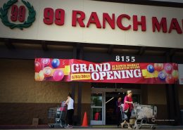 Ranch 99, Asian Groceries, Asian Grocery Store, Grand Opening