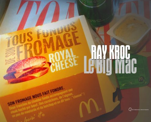 Ray Kroc, The Founder, Big Mac, Royal Cheese, Le Big Mac