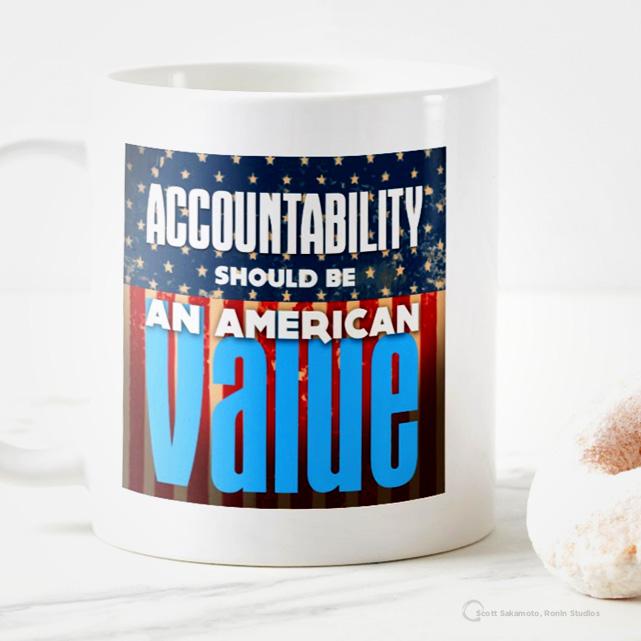 Creativity, Curiosity, Right Brain, Accountability, American Value