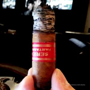 jason chamber, the chamber, the9900, cigars, partagas