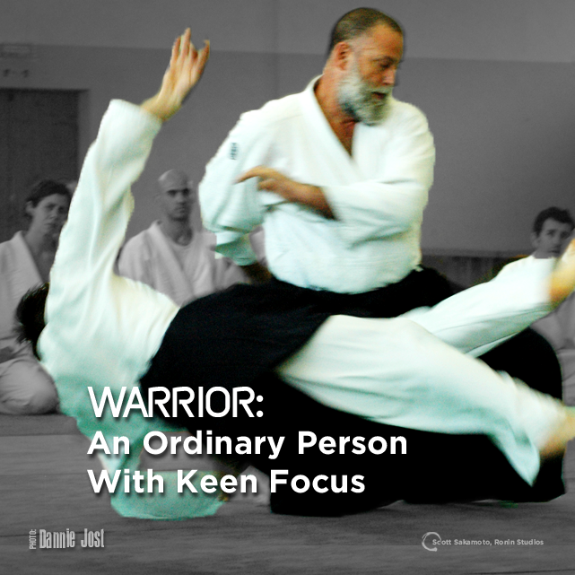 martial artist, warrior,